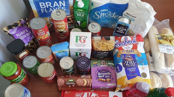 Soca Food Bank Manchester