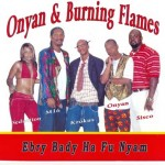 Onyan and Burning Flames