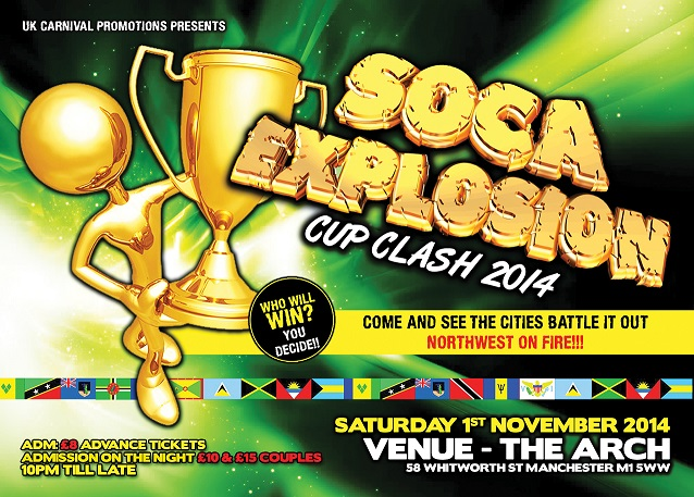 SOCA Clash 2014
