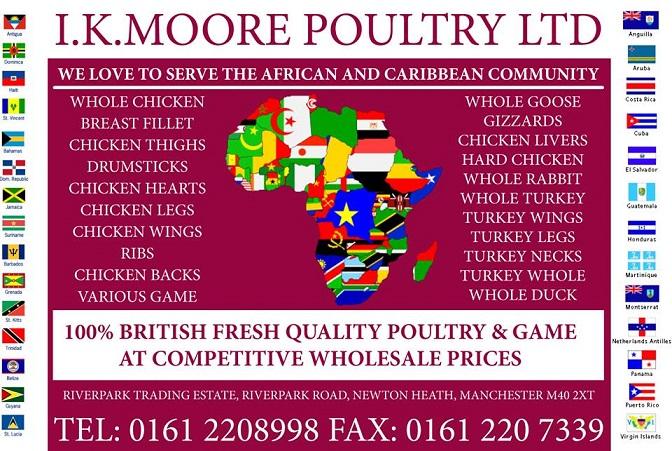 IK Moore Poultry