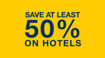 SN Travel 50% Off