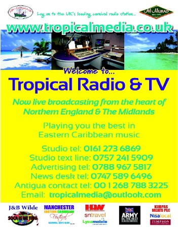 Tropical Media Flyer
