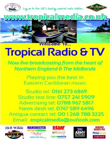 Tropical Media Flyer