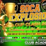 SOCA Explosion 2015