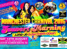 Caribbean Carnival of Manchester J'ouvert