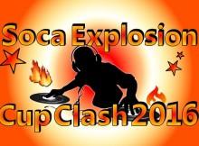 Soca Explosion Cup Clash 2016
