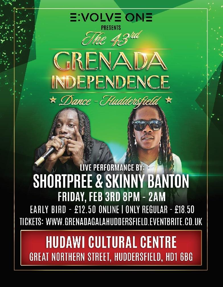 Grenada Dance