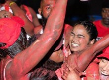 Manchester Caribbean Carnival J'ouvert 2017