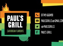 Paul's Grill Caribbean Food