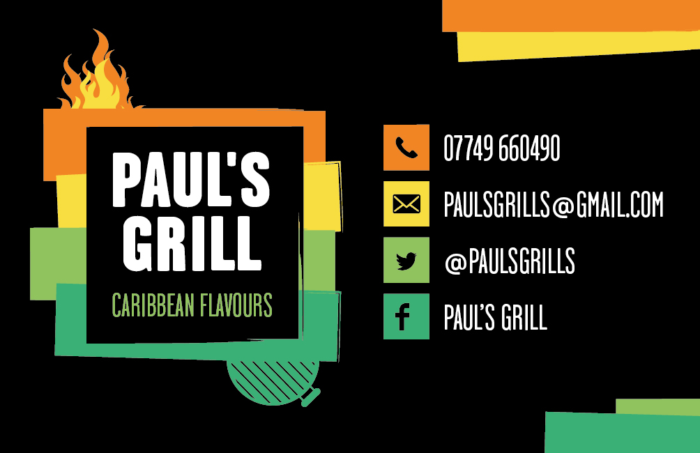 Paul's Grill Caribbean Cuisine & Hot Sauces