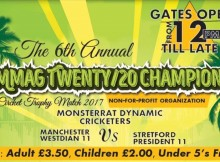 MMAG 20/20 Cricket Champion 2017