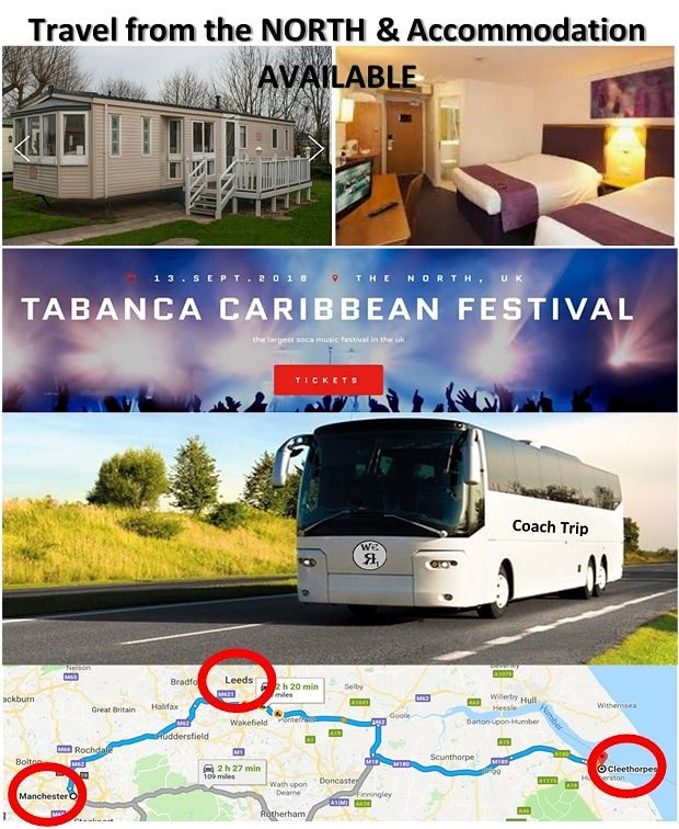WeR1 Caribbean trip
