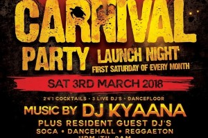 Carnival Party Huddersfield